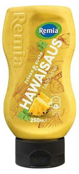 Grosspackung Remia Hawaii-Sauce (6 x 250 ml) = 1,5 Liter