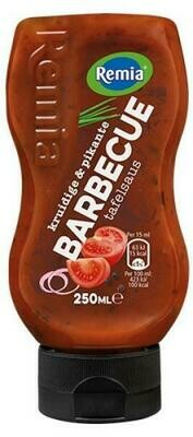 Grosspackung Remia Barbeque-Sauce (6 x 250 ml) = 1,5 Liter