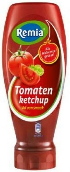 Grosspackung Remia Tomaten Ketchup (6 x 500 ml) = 3 Liter