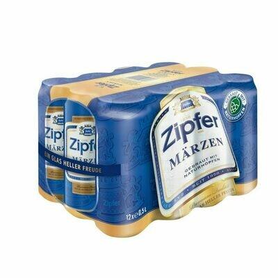 Grosspackung Zipfer Märzen Bier 12 x 0,5l = 6 Liter
