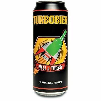 Grosspackung Turbobier / Bier aus Österreich 24 x 0,5 l = 12 Liter
