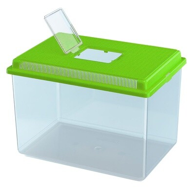 Ferplast Faunabox Geo XL 35,6 x 23,4 cm 11 Liter grün