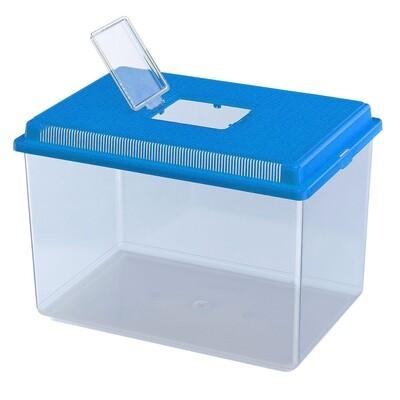 Ferplast Faunabox Geo XL 35,6 x 23,4 cm 11 Liter blau