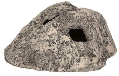 CeramicNature Terrarium Iglu 21 x 17 cm Keramikgrau