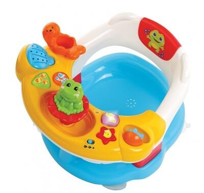 VTech Wasserspaß Baby-Badesessel, 50 cm, mehrfarbig