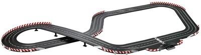 Carrera Rennbahnsatz 8Digital 132 GT Face Off, >1 Meter, schwarz