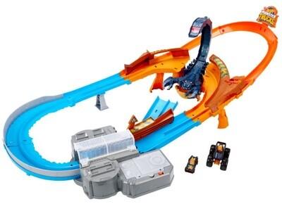 Hot Wheels Startbahn Monstertrucks, 81,3 cm