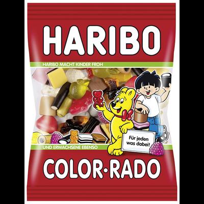 Grosspackung Haribo Color-Rado - 15 x 200 g Beutel