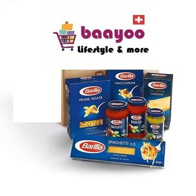 XXL Barilla-Paket Pasta / Nudeln / Sauce