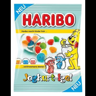Grosspackung Haribo Joghurt-Igel - 16 x 175 g Beutel = 2,8 kg