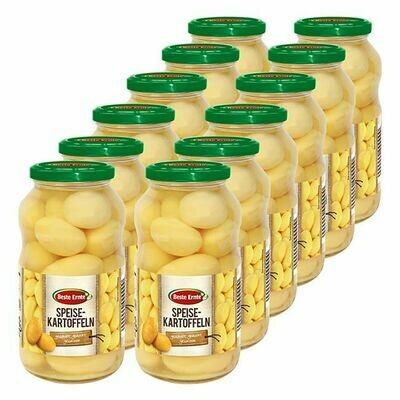 Grosspackung Beste Ernte Speisekartoffeln ganz 425 g, 12er Pack = 5,1 kg