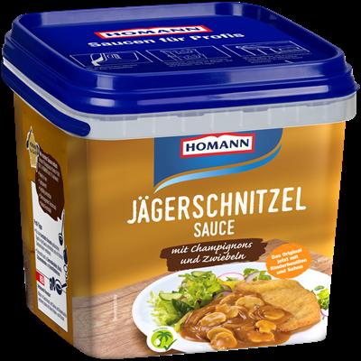 Grosspackung Homann Jägerschnitzelsauce - 4 kg