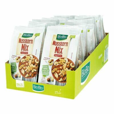 Grosspackung BioBio Nusskern-Mix 125 g, 16er Pack = 2 kg