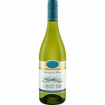 Grosspackung Oyster Bay Neuseeland Sauvignon Blanc Marlborough 13,0 % vol 6 x 0,75 Liter = 4,5 Liter