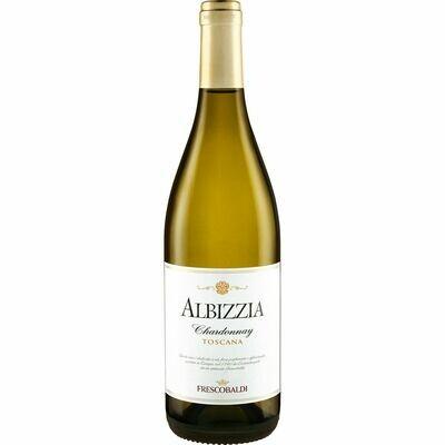 Grosspackung Frescobaldi Albizzia Chardonnay di Toscana IGT 12,0 % vol 6 x 0,75 Liter = 4,5 Liter