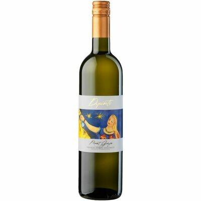 Grosspackung Dipinti Pinot Grigio Vigneti delle Dolomiti IGT 12,5 % vol 6 x 0,75 Liter = 4,5 Liter