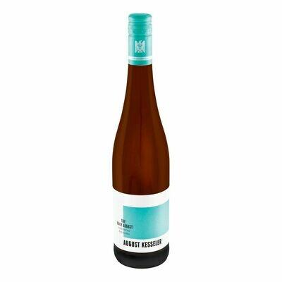 Grosspackung August Kessler Riesling Rheingau Qualitätswein weiss 11,5 % vol  6 x 0,75 Liter = 4,5 Liter