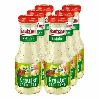 Grosspackung Bautzner Salatdressing Kräuter 200 ml, 6er Pack = 1,2 Liter