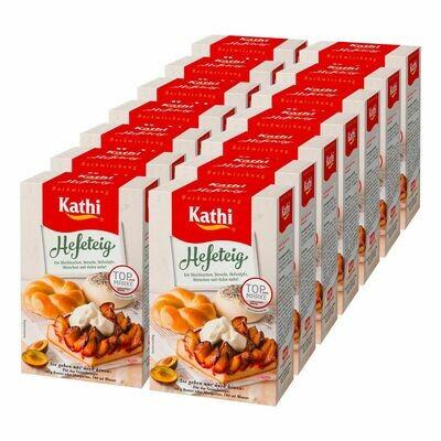 Grosspackung Kathi Hefeteig Backmischung 400 g, 14er Pack = 5,6 kg