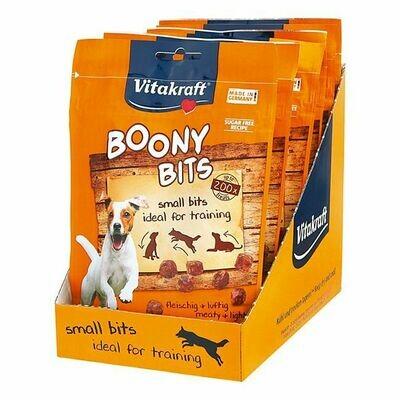 Grosspackung Vitakraft Hundefutter Snack Boony Bits 55 g, 6er Pack = 0,33 kg