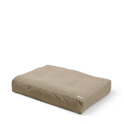 TADAZHI HUNDEBETT / KATZENBETT BIG TOBINE BED BEIGE 100 x 70 x 14 CM