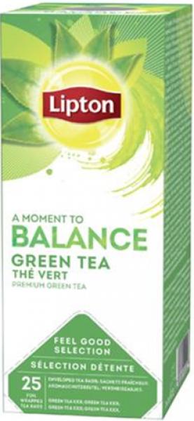 Grosspackung Lipton Balance Green Tea (10 x 25 Beutel = 250 Beutel)