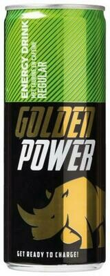Grosspackung Golden Power Energy (24 x 0,25 Liter Dosen NL) = 6 Liter
