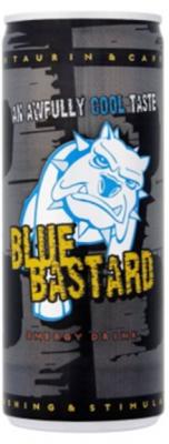 Blue Bastard Energy Drink (24 x 0,25 Liter Dosen NL) = 6 Liter