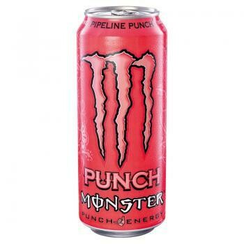 Grosspackung Monster Energy Pipeline Punch (12 x 0,5 Liter Dosen PL) = 6 Liter