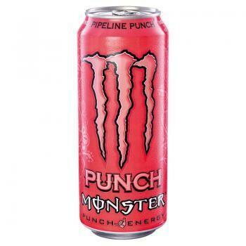 Grosspackung Monster Energy Pipeline Punch (12 x 0,5 Liter Dosen PL) = 6 Liter