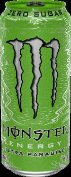 Grosspackung  Monster Energy Ultra Paradise (12 x 0,5 Liter Dosen NL) = 6 Liter