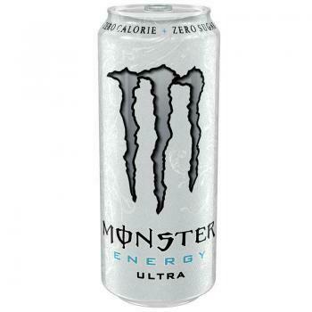 Grosspackung  Monster Energy Ultra White (12 x 0,5 Liter Dosen)= 6 Liter