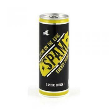 Grosspackung Spam Energy Drink (24 x 0,25 Liter Dosen NL) = 6 Liter