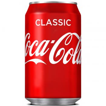 Grosspackung  Coca Cola Classic (24 x 0,33 Liter Dosen DK) = 7,92 Liter