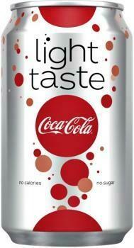 Grosspackung  Coca Cola Light Taste (24 x 0,33 Liter Dosen DK ) = 7,92 Liter