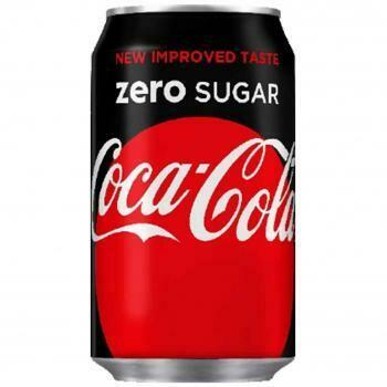Grosspackung  Coca Cola Zero Sugar (24 x 0,33 Liter Dosen DK) = 7,92 Liter