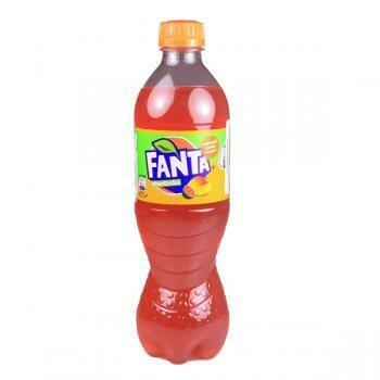 Grosspackung  Fanta Mango Guava (12 x 0,5 Liter PET-Flaschen CZ) = 6 Liter