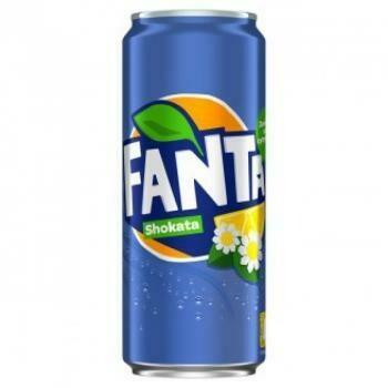 Grosspackung Fanta Shokata (24 x 0,33 Liter Dosen UA) = 7,92 Liter