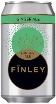Grosspackung Finley Ginger Ale (24 x 0,33 Liter Dosen NL) = 7,92 Liter