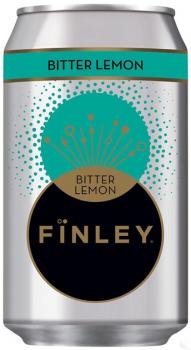 Grosspackung Finley Bitter Lemon (24 x 0,33 Liter Dosen NL) = 7,92 Liter