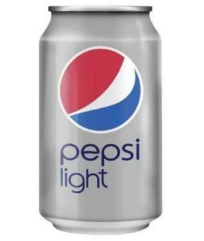 Grosspackung Pepsi Cola Light (24 x 0,33 Liter Dosen DE) = 7,92 Liter