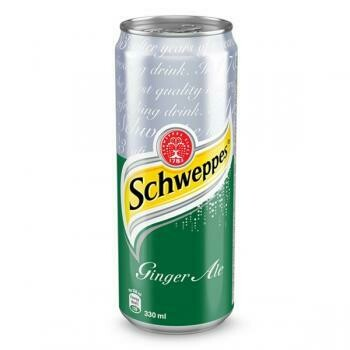 Grosspackung  Schweppes Ginger Ale (24 x 0,33 Liter Dosen BE) = 7,92 Liter
