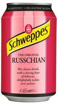 Grosspackung  Schweppes Russchian (24 x 0,33 Liter Dosen PL)= 7,92 Liter