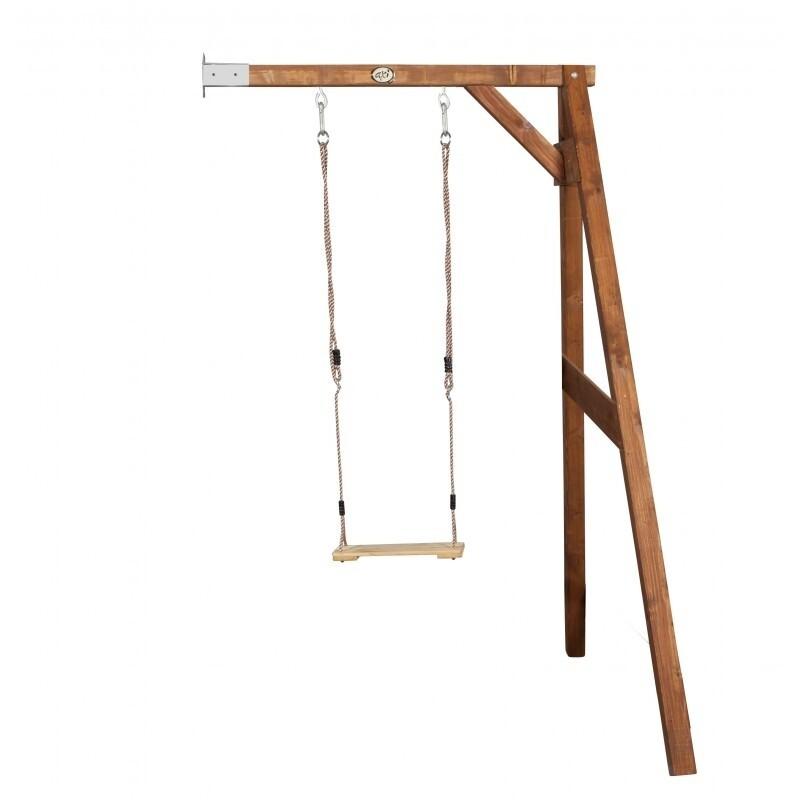 AXI Einzelschaukel mit Wandhalterung 217 x 170 cm