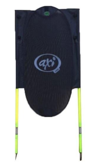 AXI FreeKick Trainingspuppe 150 cm, schwarz