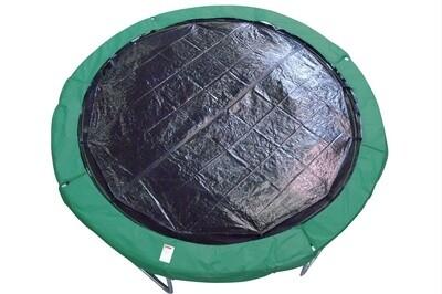 Jumpking Trampolinabdeckung schwarz 3,66 Meter lang