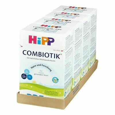 Grosspackung HiPP Bio Combiotik Pre 600 g, 4er Pack = 2,4 kg
