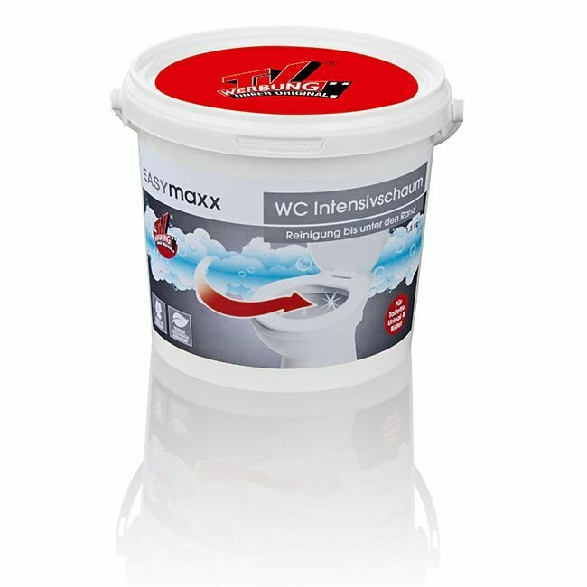 EASYmaxx WC Intensivschaum, 1,5 kg