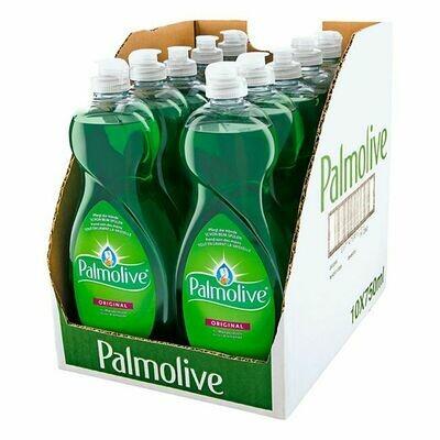 Grosspackung Palmolive Spülmittel Original 750 ml, 10er Pack = 7,5 Liter