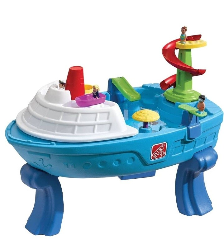 Step2 Fiesta Cruise, Wassertisch- Schiff,  100 cm